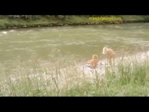 Daniele Troeger And Elsa Maroussia Threesome Sex Scene