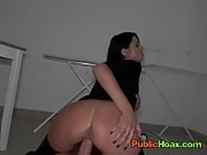 Hot Vixen Ania Kinski Gets Impaled And Facialized