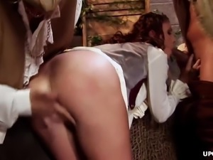 Fat dicks, threesomes and a nasty DP seance