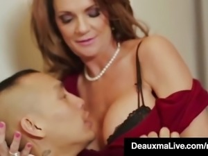 Deauxma caged amp pleasured by sally dangelo amp nina hartley - 3 part 1