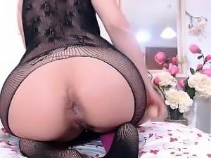 Blonde Fetish Anal Orgy