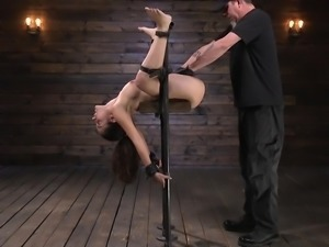 Roxanne Rae is ready to receive fresh portion of new sensations and to try...