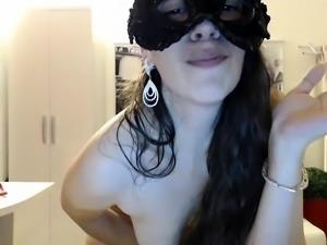Fine Ass Babe Masturbate