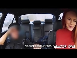Fake cop has got immodest fantasies