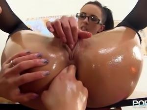 Anal Fisting The Teacher