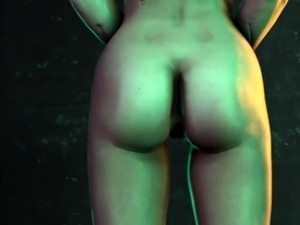 Delightful 3D babes getting banged deep and hard from behind