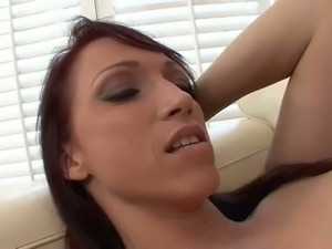 Hot lesbian intercourse with just awesome nympho called Tilly McReese