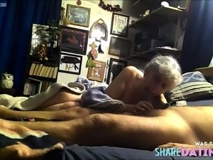 My Dumb Whore gives head and get the hell  fucked out of her