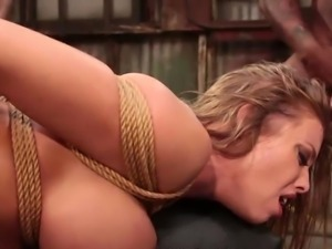maybe five dicks is too much for her?