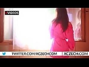 Nici Dee - Amazing czech girl showing pussy in romantic video - XCZECH.com