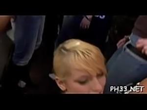 Dilettante sex party clip