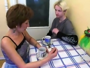 Young russian amateur Milashka M22