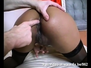 Full anal for Ambre