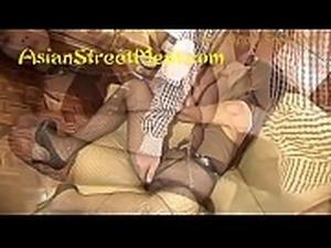 Fishnet Pantyhose Small Titties
