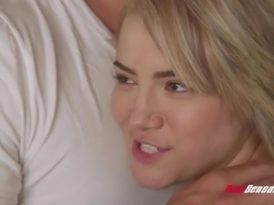 Young Alix Lovell Fucking Hung Step Dad