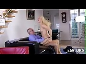 Non-professional whore simply loves to please much older men