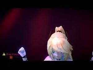 [Mmd r-18] Lamb | Tda China Empress Rin