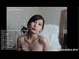 Horny Chinese Teen Webcam