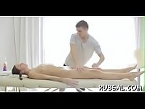 Body rub massage