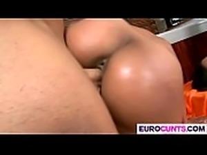 Banging Foxy Wet Euro Sluts