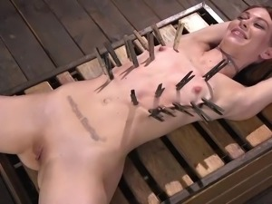Alexa Nova likes it rough. She prefers to mix pleasure with pain and this...