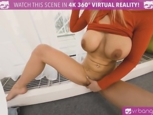 VRBangers.com Step Sis Get Her Pussy Rammed by a Young Stud