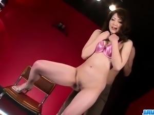 Tomoka Sakurai shaved pussy - More at javhd.net