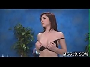 Sizzling girl with nice ass and pink pussy wishes for banging