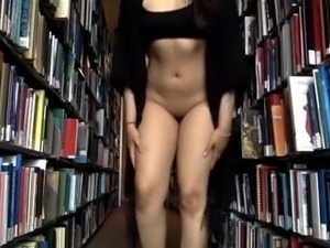 Tease in library