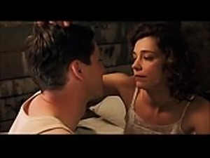 Celine Sallette makelove scene from Golden Years (2017) - MrSkin.Club