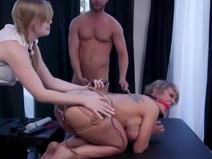 God Fearing Teen Punishes Her Snoody Liberal Stepmom