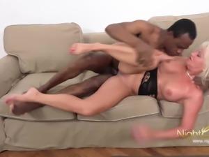 GRANNY vs BLACK COCK