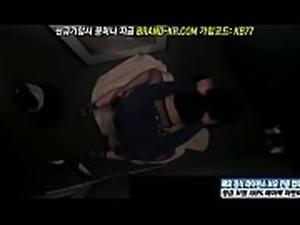 [국노 한국야동]강남 클럽 화장실 몰카 화질굿