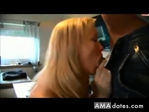 Amazing Homemade Fuck and Cum in Mouth