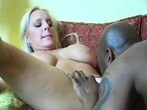 Big Boobs Blonde Blowjob