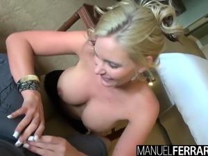 Phoenix Marie Gets Manuel To Rise