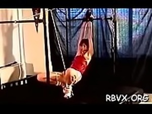 Hot hardcore bondage treatment for wicked wanting slut