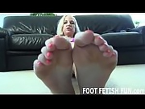 I will tease you hard with my cute pink toes