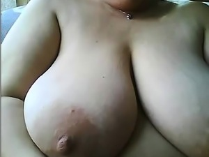 Fat boobs on webcam chat
