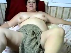 Huge boobs mature BBW with juicy guy