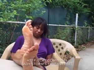 Lightskin Fantasy Feet