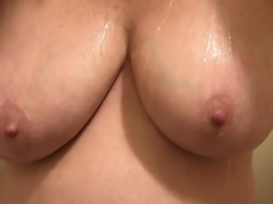 Wife In The Shower.