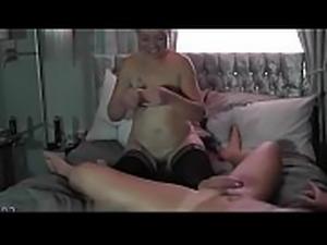 Brit milf deep throats tape 2