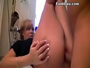 Wife makes friend cum inside in seconds just riding him his huge cock