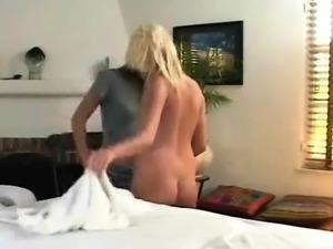 Lesbian massage babes lick