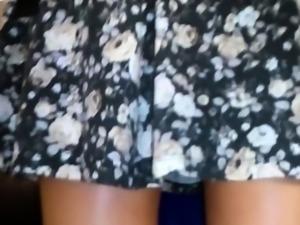 Mature upskirt panties Tight Panties Volume 1