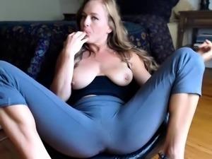 Sexy amateur extreme self fisting fetish masturbation