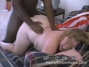 Big black guy fucks a horny bbw and her best friend hardcore