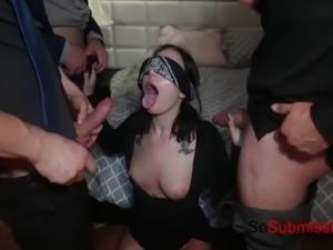 Stella raee gets dominated by rich older men