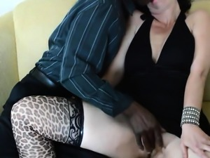 Great Amateur Video Of Fat interracial couple having hot sex